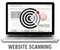 website scanning